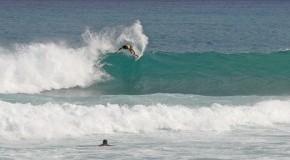 1ra Competencia Puntuable de Surf Playa Puntilla Puerto Plata 2007