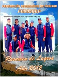 Resumen Logros 2012 portada surf