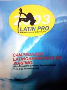 Eventos surfing Históricos FESOURF