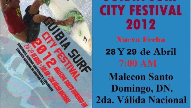 surf in dominican republic santo domingo - guibia surf city festival 2012