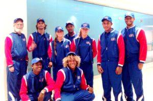 Dominican Republic Surfing Team Bolivarian Beach Sports Games