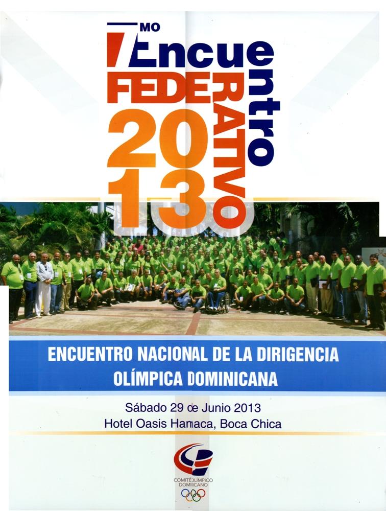 Surf República Dominicana en el encuentro federativo 2013