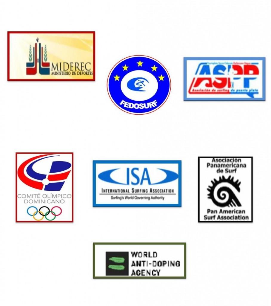 Afiliaciones de FEDOSURF