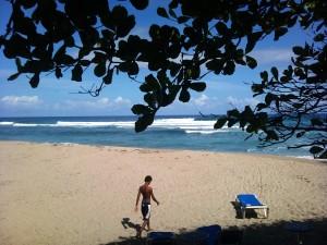 Playa Encuentro en Frente de la Casa de las Olas House of Waves
