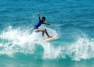 Surf en Cabarete República Dominicana