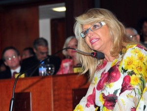 Rosa Hernández de Grullón Embajadora Dominicana en Francia