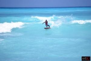 Alberto Moreta Larimar Surfing Championship 2013 Los Patos