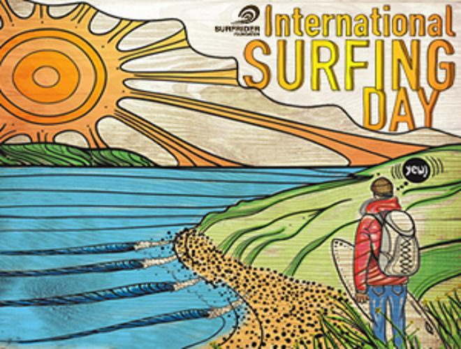 Dominican Republic Surf International Surfing Day 2013