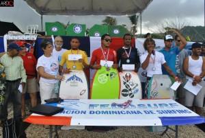 DropKnee Bodyboard Winners