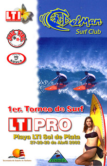 LTI Annual Surf Contest Playa Canal Cabarete
