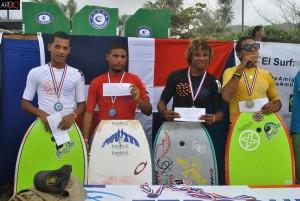Prone Bodyboard Winners