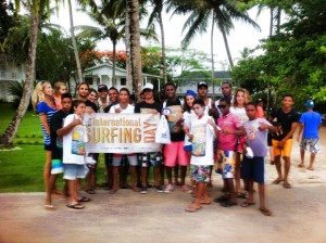 Surf in Las Terrenas Dominican Republic International Surfing Day (4)