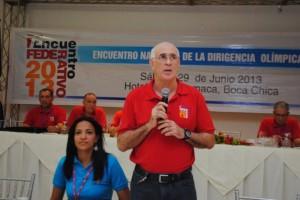 Antonio Acosta Encuentro Federativo 2013