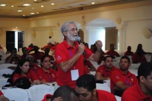Lic. Néstor Puente Encuentro Federativo 2013