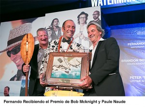 Fernando Aguerre Presidente International Surfing Association ISA