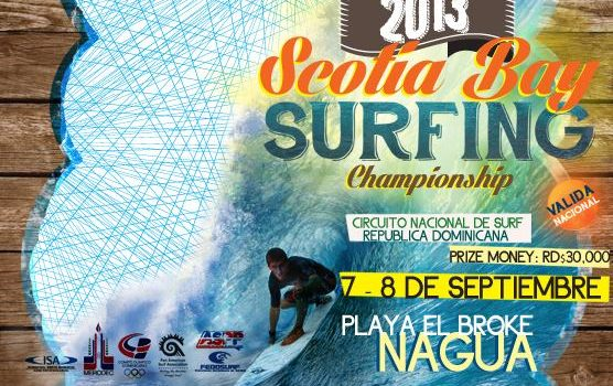 Surf in Nagua Dominican Republic Surfing Contest