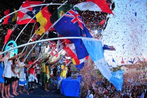 ISA World Surfing Championship 2013 Opening Ceremony (5)