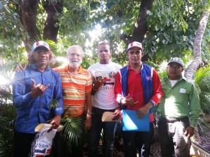 Delegación Dominicana de Bodyboard 2