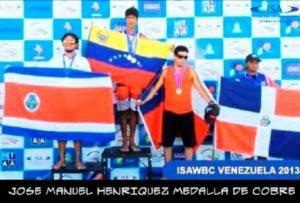 Jose Manuel Henriquez Mudial de Bodyboard Medalla de Cobre en Dropknee Slideshow