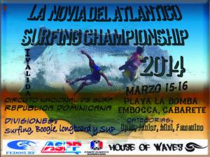 La Novia del Atlantico Surfing Championship 2014 ultimo