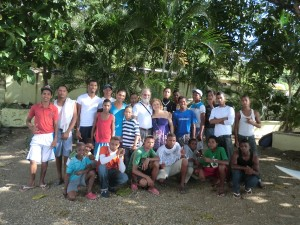 Share The Stoke Foundation y Fedosurf- Surf in La Cienaga Dominican Republic 1