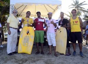 La Novia del Atlantico Surfing Championship Playa La Bomba Cabarete FEDOSURF (13)