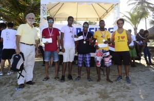 La Novia del Atlantico Surfing Championship Playa La Bomba Cabarete FEDOSURF (18)