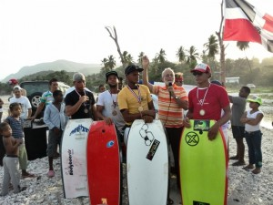Larimar Surfing Championship Bodyboard