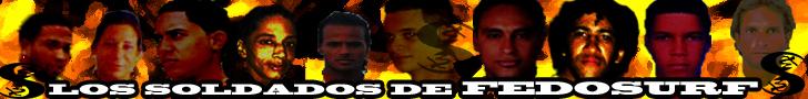 Los soldados de Néstor Puente FEDOSURF