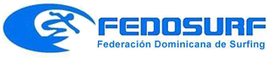 fedosurf logo dominican republic new
