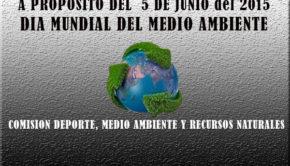 COMISION DEPORTE, MEDIO AMBIENTE Y RECURSOS NATURALES COD Felicita Heredia