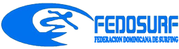 Federación Dominicana de Surfing – FEDOSURF logo